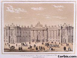 ウィーンの王宮